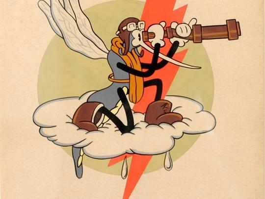 Wartime Designs: The Insignia Art of World War II
