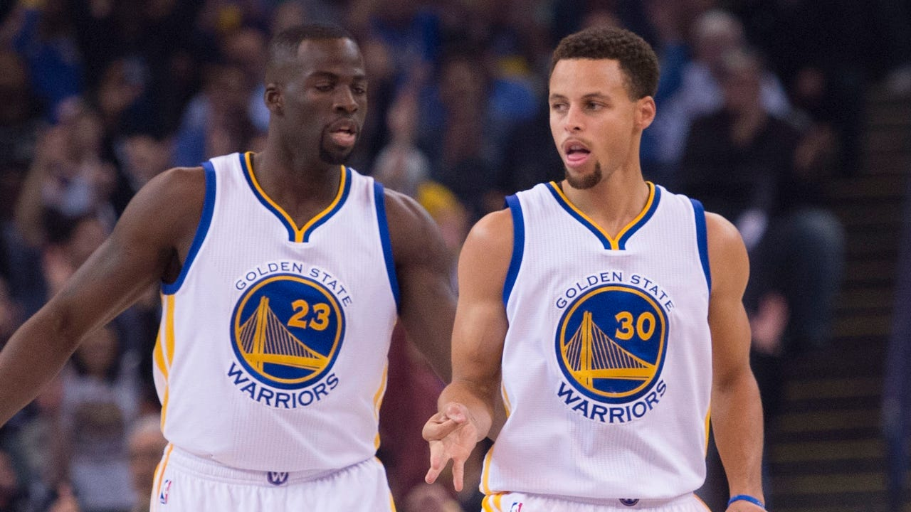 NBA All-Stars break down the most impressive parts of the Golden State Warriors' historic start to the season.
