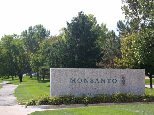 A Monsanto location in Ankeny.