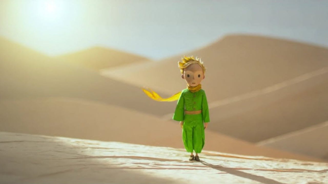 Trailer: 'The Little Prince