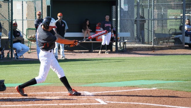 Tempe Corona del Sol outfielder Ryan Novis is a player to watch out for this season.