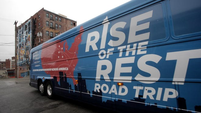 Investment tour Rise of the Rest is coming to York later this year.