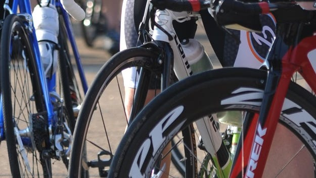 Cyclists have an opportunity to give back with Bike Walk Mississippi.