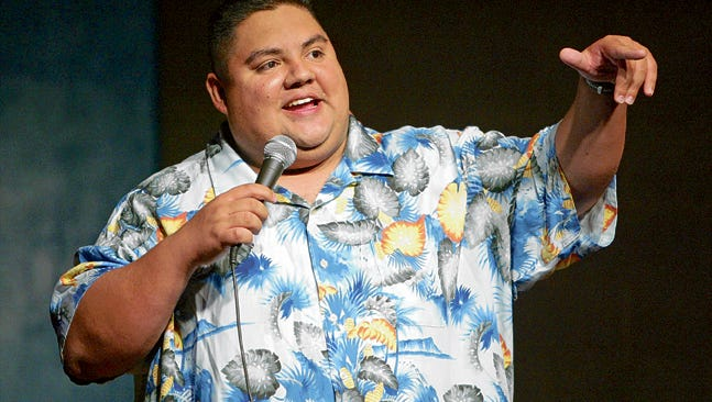 Comedian Gabriel Iglesias will perform May 26 at Inn of the Mountain Gods resort & Casino, in Mescalero, N.M., about two hours from El Paso.