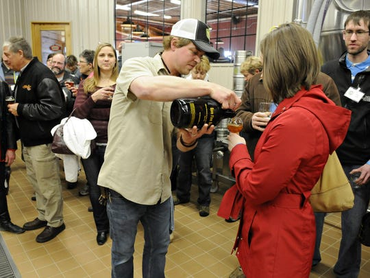 Sunday growler sales at Beaver Island Brewing Co. could start as soon as Aug. 2.