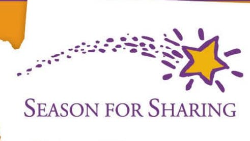 Last year, 128 local agencies received $2.63 million from our Season for Sharing fundraising drive.