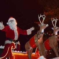 Christmas parades are coming to town