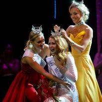 After her sixth time on the Miss Wisconsin stage, Tianna Vanderhei gets the crown
