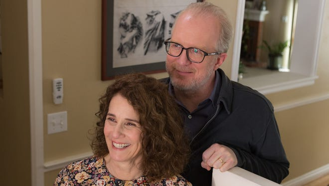 "In ""The Lovers,"" the marriage of Mary (Debra Winger) and Michael (Tracy Letts) is a marvel of inertia."