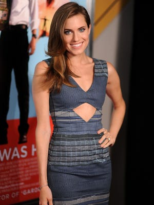 """Allison Williams attends the """"Wish I Was Here"""" screening July 14 in New York City."""