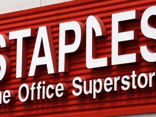 Staples Store Closings
