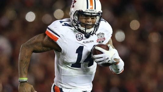 According to a TV report, Auburn senior Nick Marshall was cited for marijuana possession Friday afternoon in Georgia.
