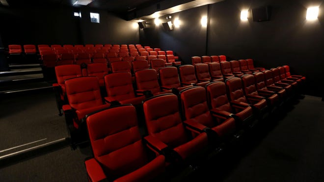 The two movies to be screened at A Night at the Moxie are so secret, even the organizers say they don't know what they will be.