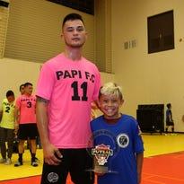 Papi FC captures Budweiser Futsal League title