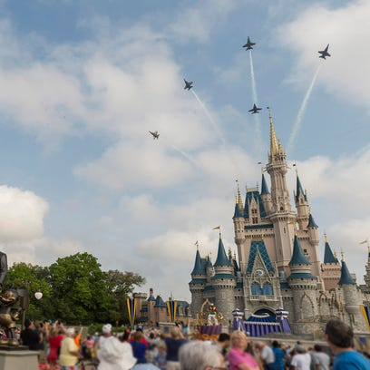 Walt Disney World has hinted that it might charge more