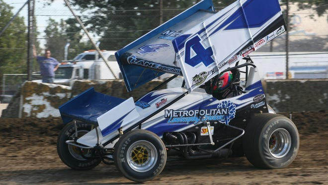 Cap Henry won the 410 division feature Saturday at Fremont Speedway.