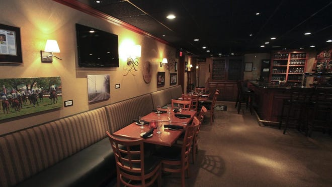 The Equus Room at the Equus and Jack's Lounge. Sep. 9, 2014