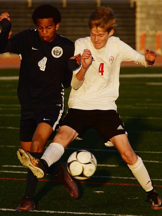 Foothill Tech boys soccer 3