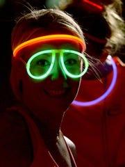 Runners will light up the area around the Kirkland Cancer Center tonight.