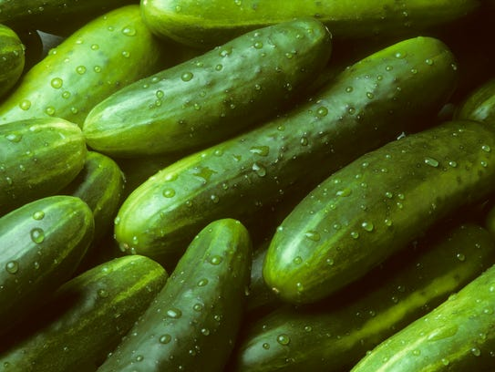 Make cucumber season last with a refrigerator pickle