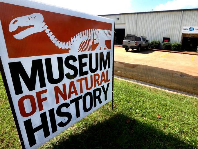 Museum Of Natural History Murfreesboro