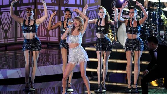 AP 2014 MTV VIDEO MUSIC AWARDS - SHOW A ENT USA CA
