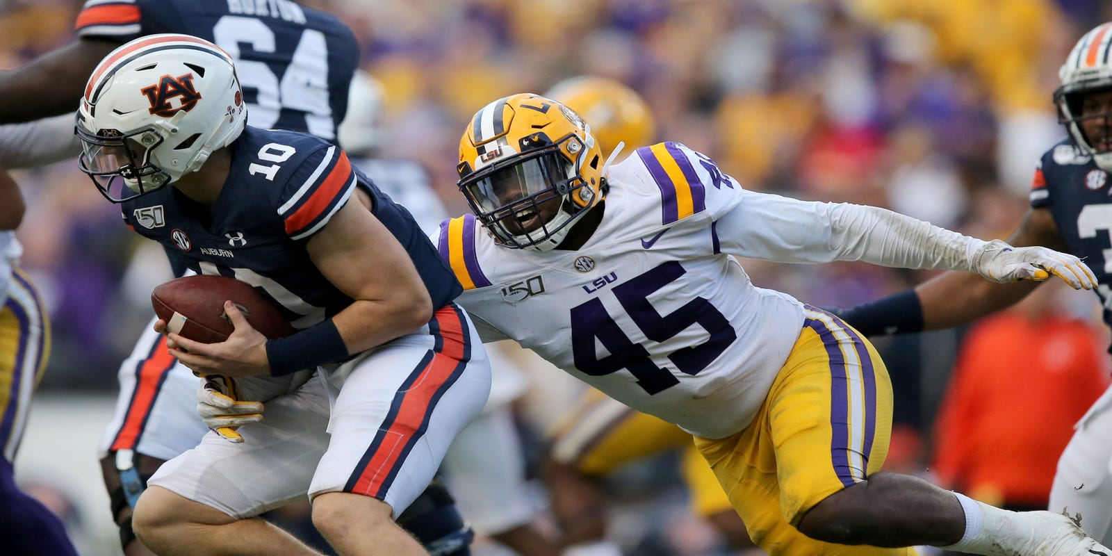 LSU Tigers football: Divinity ineligible, not out for 'personal reasons'