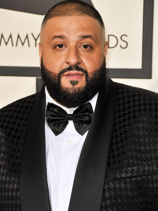 DJ Khaled knocks Drake off the top of the charts