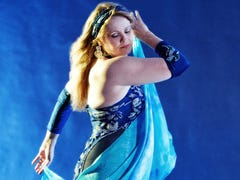 Belly dancing sparks lifelong passion in Iowa City woman