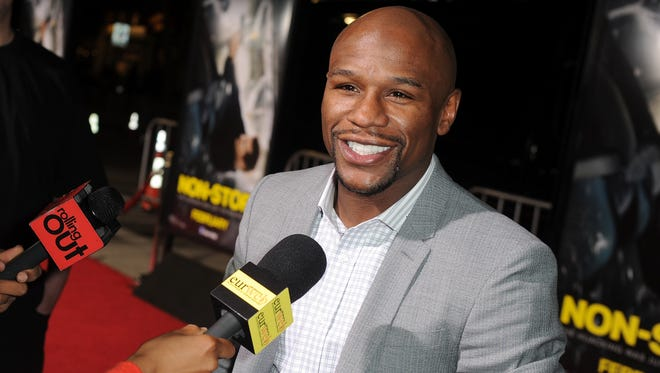 Floyd Mayweather will fight Marcos Maidana in his next boxing bout.