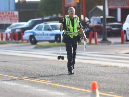 Corpus Christi police officers are seeking witnesses