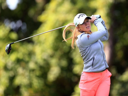 Canadian Pacific Women's Open - Round Two