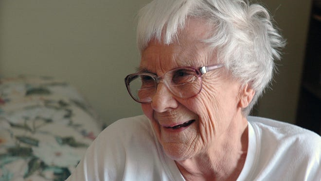 Harper Lee, shown in May 2010, will have her second book published this year.