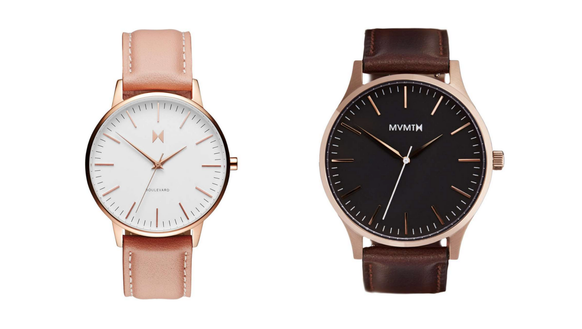 Watches for recent college grads