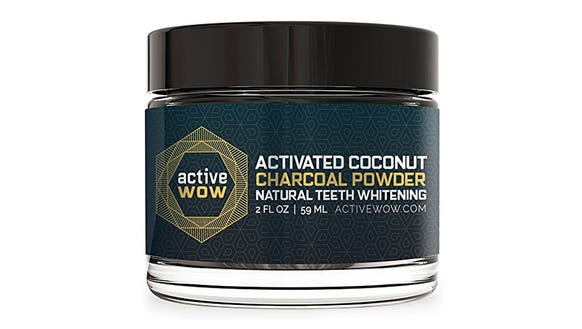 "Want whiter teeth ""naturally?"""