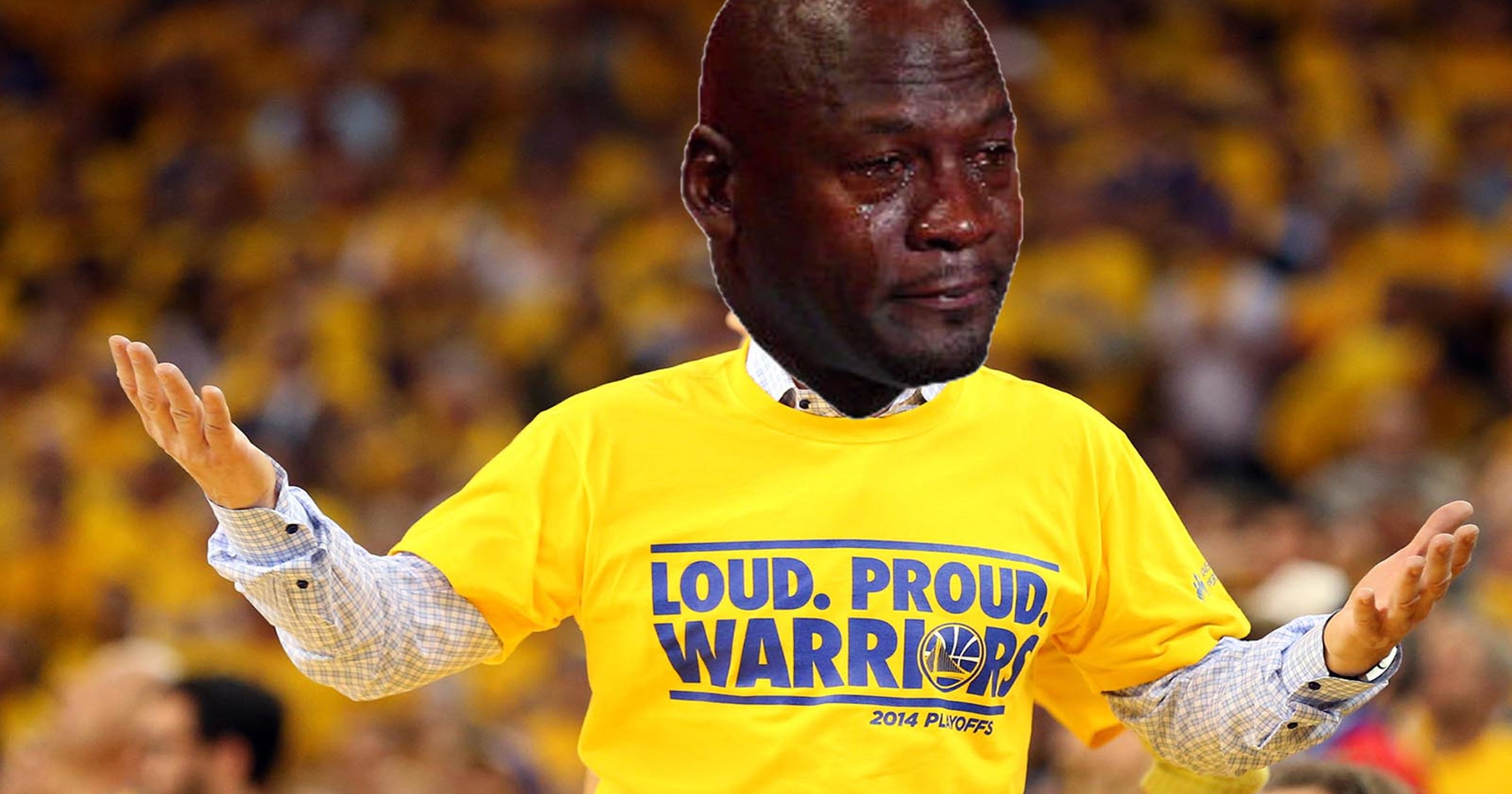 factory price 18d05 09cbe Michael Jordan destroyed the Warriors  owner with simple, brutal honesty