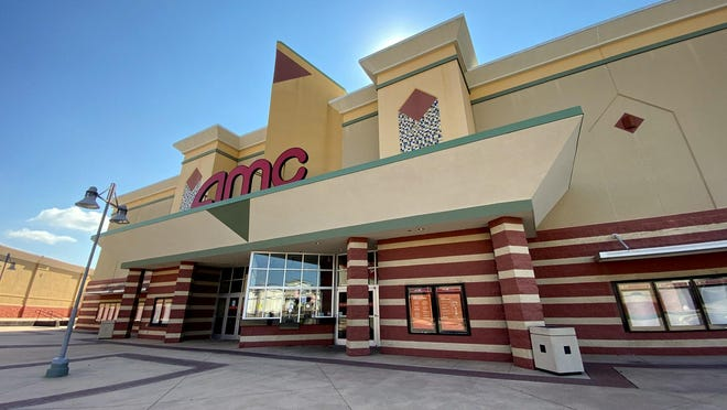 The AMC movie theater at Cleveland Mall is set to reopen on Friday, Oct. 16.