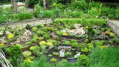 Boerner Botanical Gardens has a BREWtanical series.