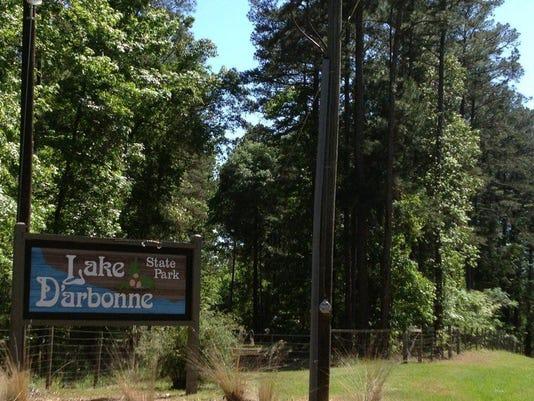 Lake D'arbone