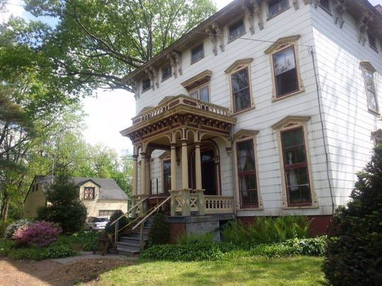 The Tyson House at 49 E. Passaic St. is one of the oldest houses in Rochelle Park.