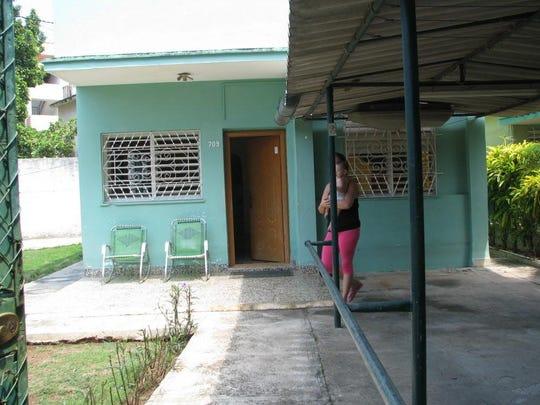 Joanne Chesimard's last known address at 709 90th Street, Playa, Havana, Cuba.