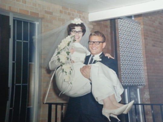 Anniversaries: Don Josephs & Clara Josephs
