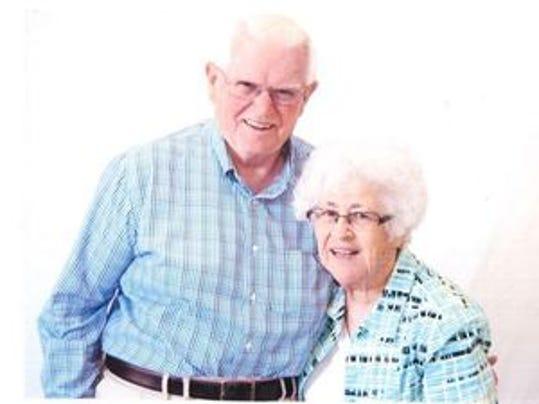 Anniversaries: Dick Hawkinson & Margaret Hawkinson