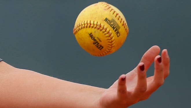 Arizona high school softball.