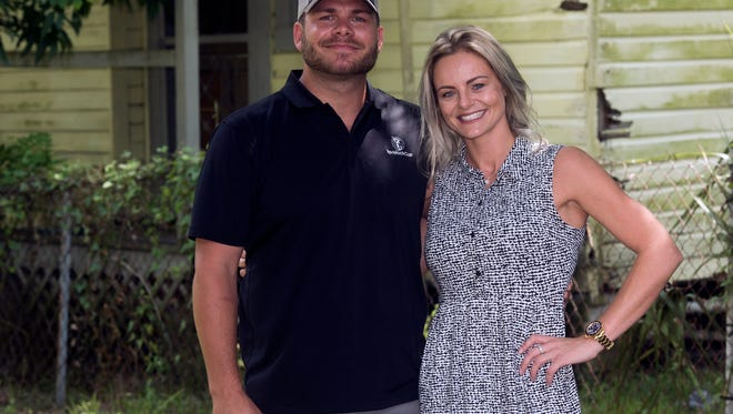 The brother and sister team of T.J. Martin and Shaye Martin, are the stars of a new reality show called Seaside Reno. The HGTV show follows the brother-sister duo as they renovate seaside homes.