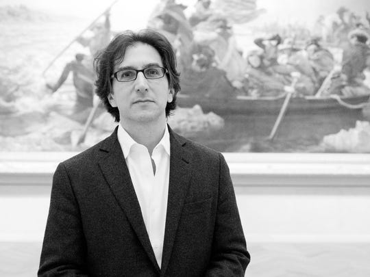 Jeff L. Rosenheim will deliver a keynote address on photography in Memorial Hall on Oct. 10.
