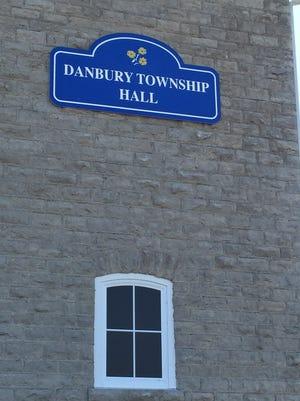 Danbury Township Board of Trustees met in March.