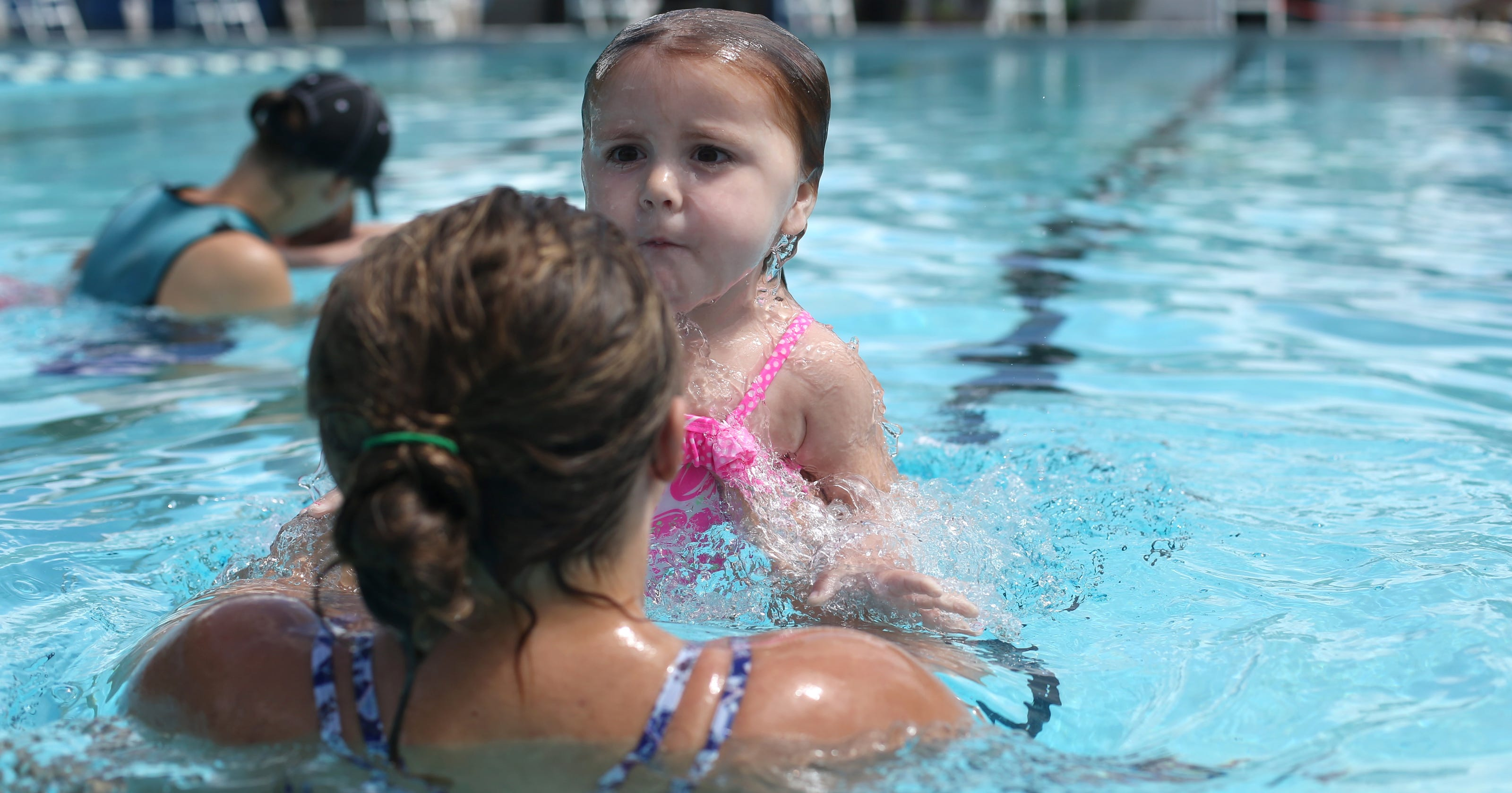 a13952fdb29a Pool school  How to choose swimming lessons in Tallahassee
