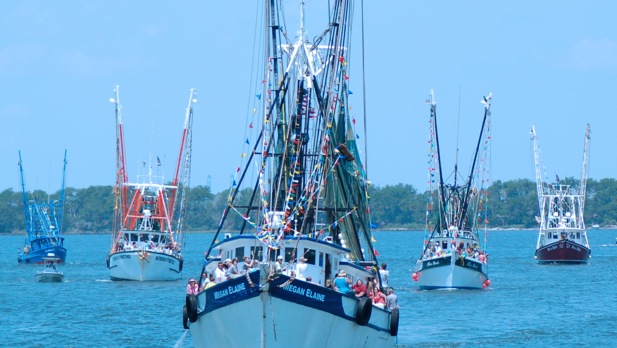 WHAT: Blessing of the Fleet & Seafood Festival