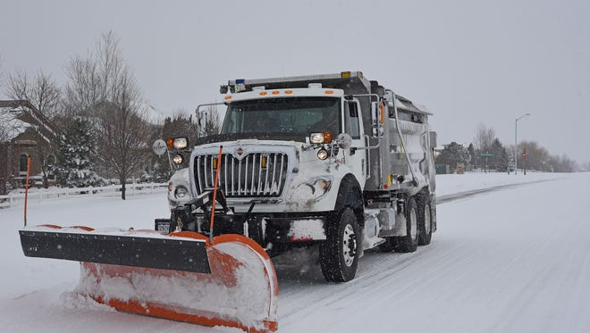 Colorado is looking for more drivers to plow roads across the state as winter weather descends.